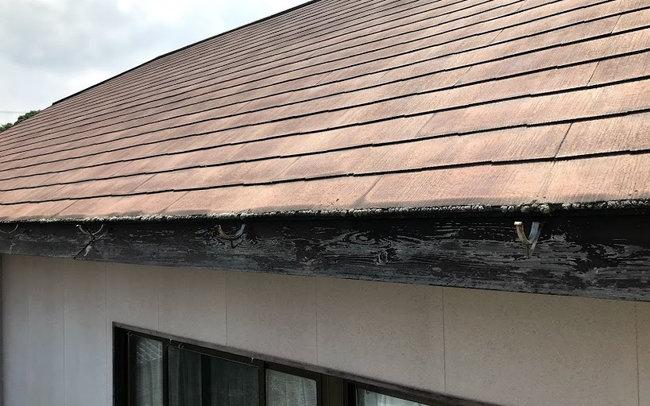 天神屋根雨樋修理-004
