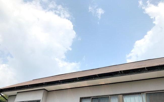 天神屋根雨樋修理-010