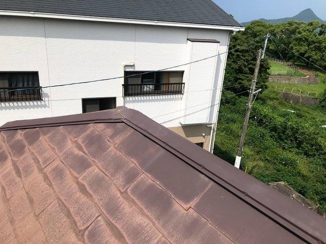 天神屋根雨樋修理-013
