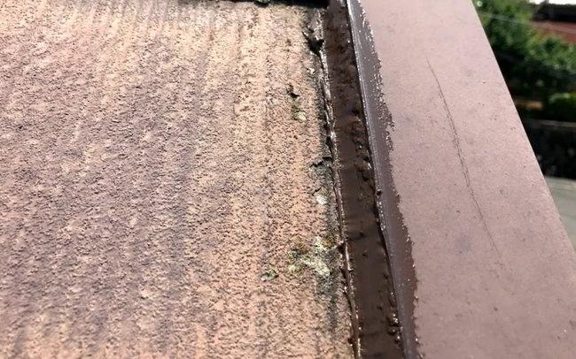 天神屋根雨樋修理-020