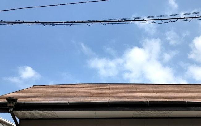 天神屋根雨樋修理