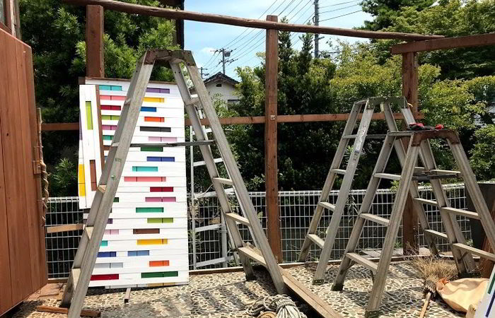 フェンス支柱