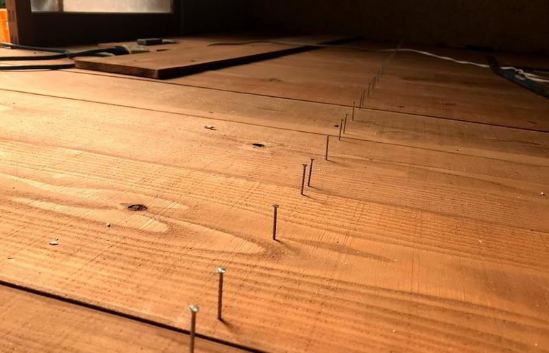 【木工仕事】佐々町で床下調湿ばい