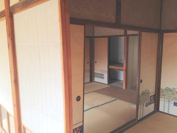 【解体仕事】相浦町で古壁の解体見積