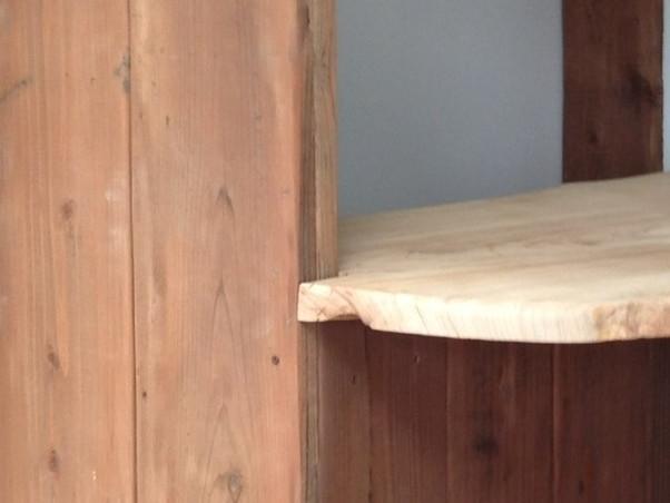 【木工仕事】アパレル店舗の内装②