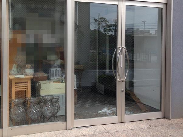 【木工仕事】アパレル店舗の内装①