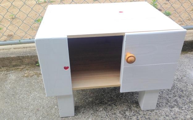 【木工仕事】猫小屋の作製