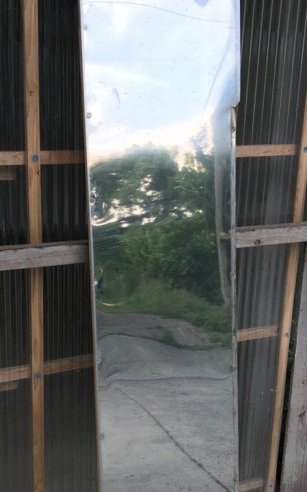 【木工仕事】鏡作り