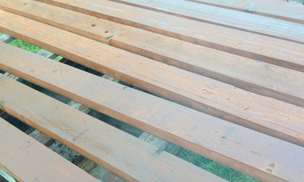 【木工仕事】ウッドデッキと猫小屋